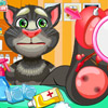 TALKING TOM FOOT DOCTOR GAME