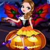THE BEAUTIFUL HALLOWEEN FAIRY
