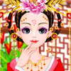THE CHINA PRINCESS DRESS UP