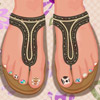 TOE NAIL DESIGN GAME