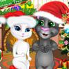 TOM AND ANGELA CHRISTMAS TREE