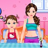 VANESSA NEWBORN BABY GAME