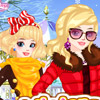 WINTER BESTIES DRESS UP