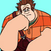 WRECK IT RALPH ONLINE COLORING