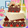 YUMMY CAKE DECORATION GAME