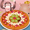 YUMMY FRUIT PIZZA GAME