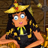 ZOE EGYPTIAN PRINCESS MAKEOVER