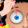 ZOE EYE DOCTOR GAME