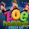 ZOE FASHION DRESS UP GAME