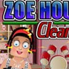 ZOE HOUSE CLEAN UP GAME