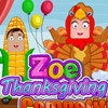 ZOE THANKSGIVING COMPETITION