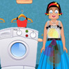 ZOE WASHING CLOTHES