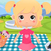 BABY PINK PICNIC TIME GAME