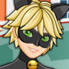 MIRACULOUS LADYBUG CAT NOIR DRESS UP