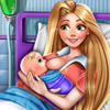RAPUNZEL MOMMY BIRTH